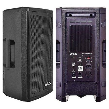 Caixa Acústica WLS PA 12 PRO