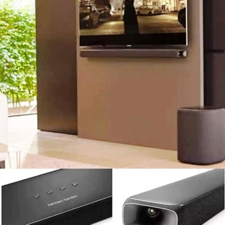Soundbar Harman Kardon Enchant 800 + Subwoofer Enchant sem fio