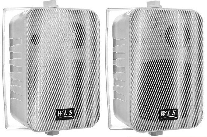 Caixa WLS M4 para som ambiente cor Branca ( PAR )
