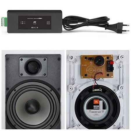 Amplificador AAT  BTA-1 ST + 4 Cxs JBL 6W21RT