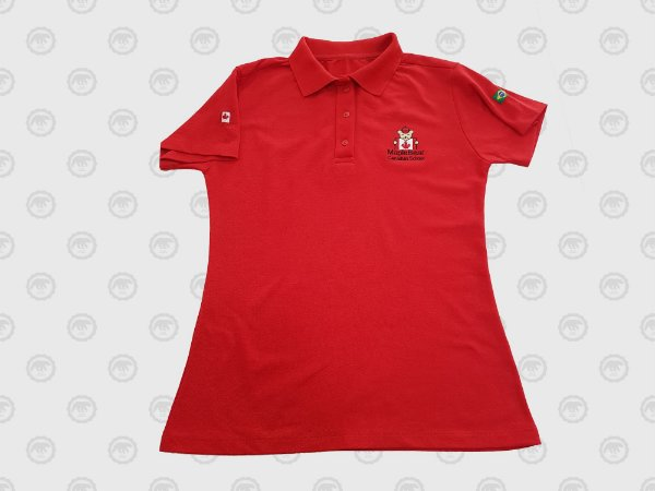 Camiseta Polo Baby Look Professor