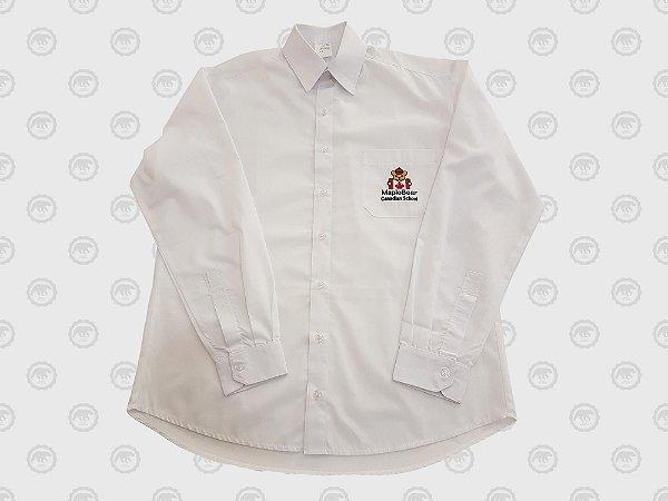 Camiseta Social M/Longa Professor