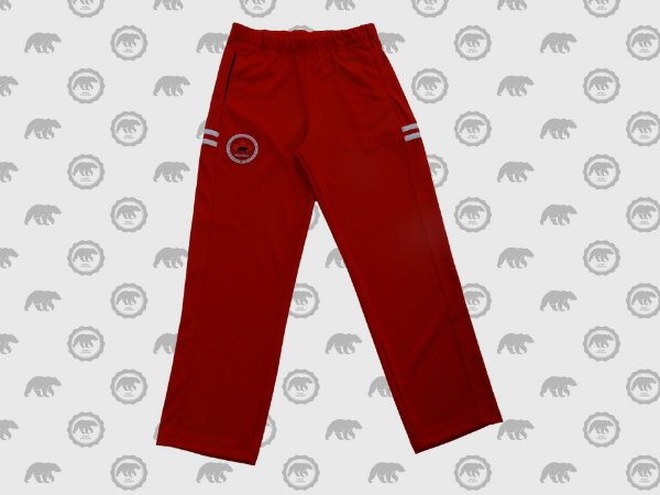 Calça Helanca Masculina Fundamental Uniforme Maple Bear