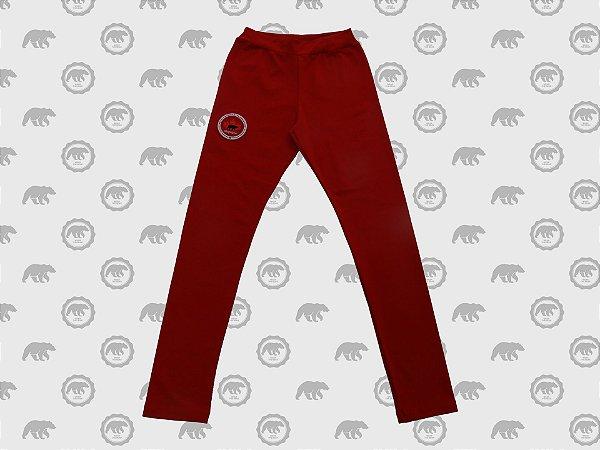 Calça Legging Feminina Fundamental Uniforme Maple Bear