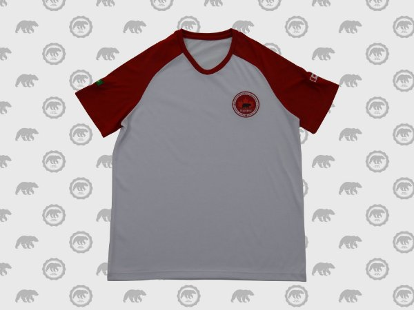 Camiseta Manga Curta Masculina Fundamental Uniforme Maple Bear