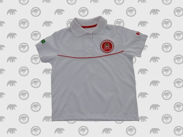 Polo Infantil Uniforme Maple Bear