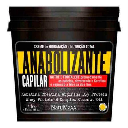 Anabolizante Capilar 1Kg Natumaxx