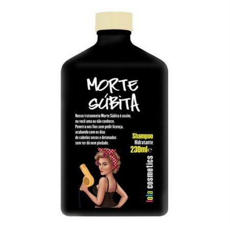 Shampoo Hidratante Morte Súbita 230ml Lola