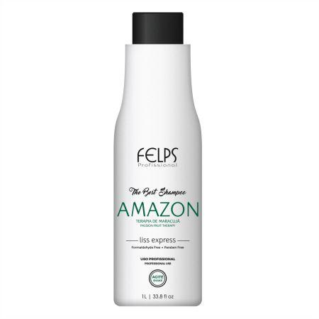 Shampoo The Best Amazon 1000ml Felps Profissional