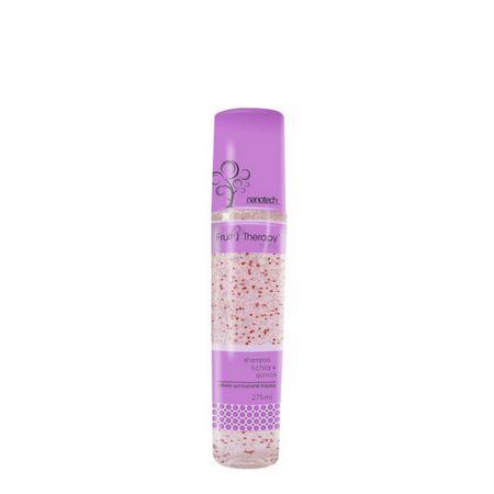 Shampoo Lichia 275ml Fruit Therapy Nano Left Cosméticos