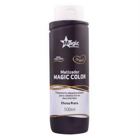 Magic Color Desamarelador Efeito Prata 500ml