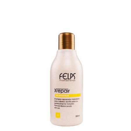 Shampoo Xrepair Bio Molecular 300ml Felps