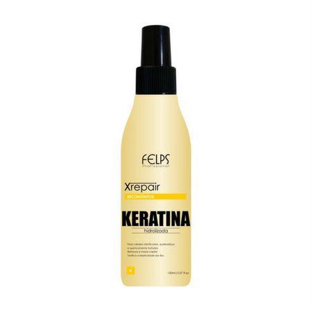 Keratina Hidrolizada 150ml Xrepair Felps