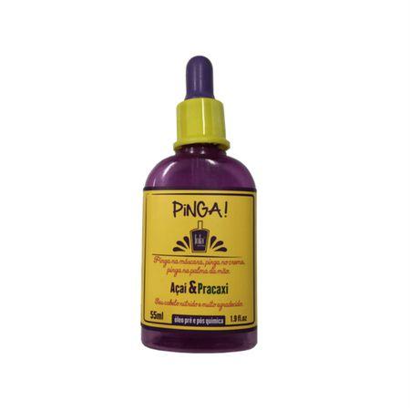 Pinga Açaí e Pracaxi 55ml Lola Cosmetics