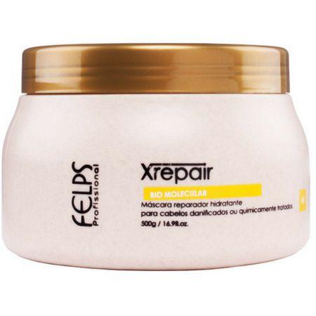 Máscara Xrepair Bio Molecular 500g Felps