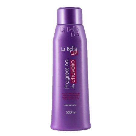 Progressiva No Chuveiro 500ml La Bella Liss