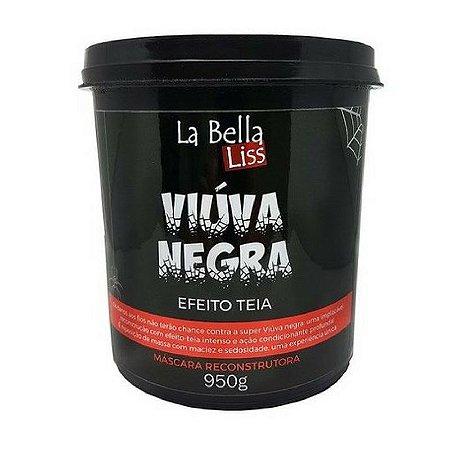 Viúva Negra 950g La Bella Liss Máscara Reconstrutora Efeito Teia
