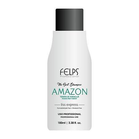 Shampoo The Best Amazon 100ml Felps Profissional