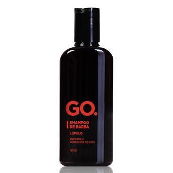 Shampoo de Barba Lúpulo 140ml GO.