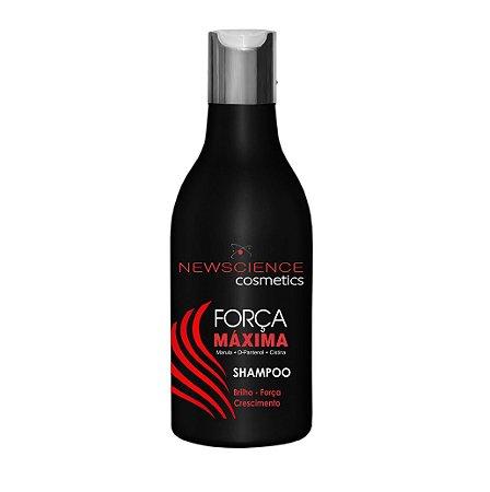 Força Máxima - Shampoo