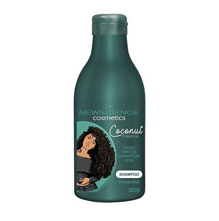 Shampoo - Coconut Protection