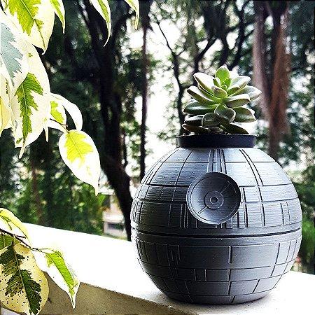 Vaso Estrela da Morte - Star Wars