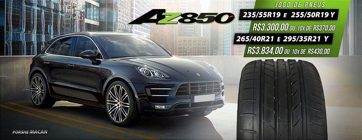 Jogo Pneus 265/40R21 e 295/35R21 Porsche Macan Turbo