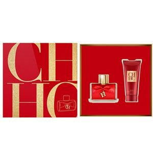 Carolina Herrera CH Privee Set Edp 80ml + Loção Esfoliante 100ml-