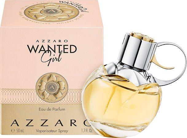 Azzaro Wanted Girl Edp perfume 50ml