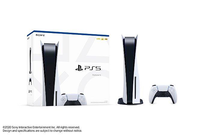 Console Playstation 5 Com Leitor CFI-1014A