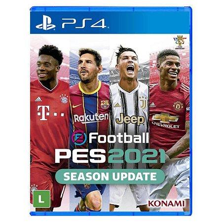 EFootball Pro Evolution Soccer 2021 PES 2021 Para PS4