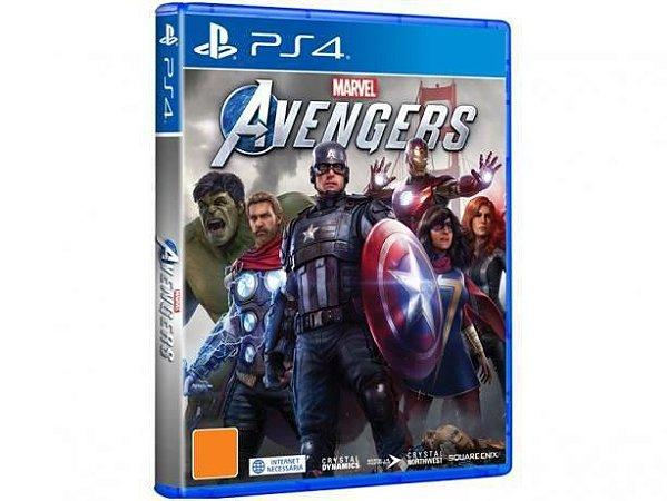 Marvel Avengers para PS4