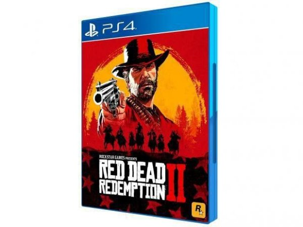 Red Dead Redemption II 2 para PS4