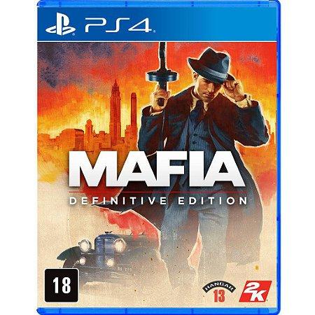 Mafia Definitive Edition para PS4