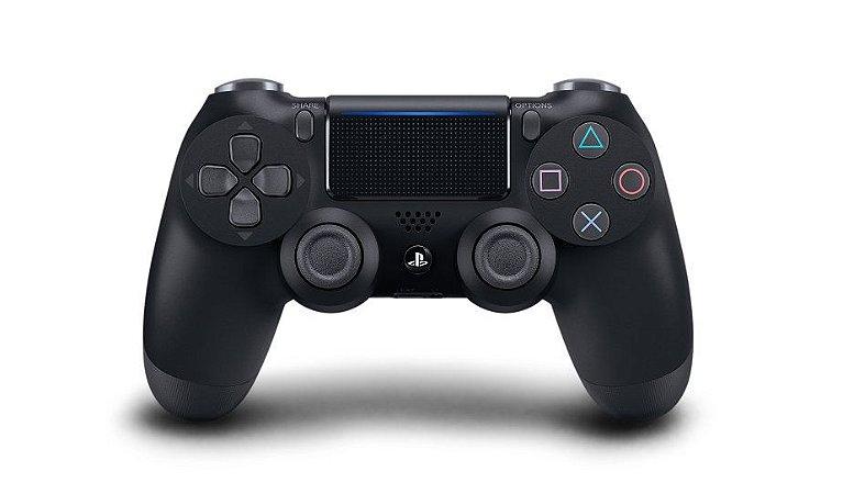 Controle Sony DualShock 4 ( Preto Onyx )
