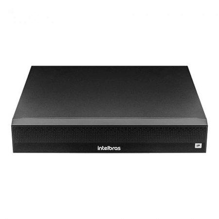 Gravador Digital de Imagem NVR 6MP 8 canais em rede H.265 sem HD NVD 1308 Intelbras