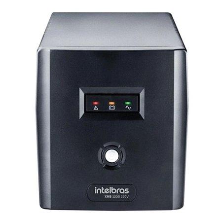 Nobreak Interativo Monovolt 1200VA XNB 120V Intelbras