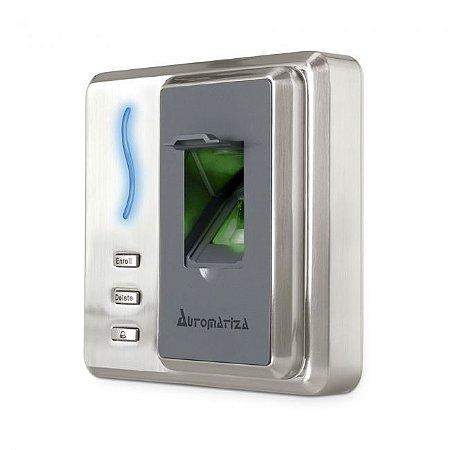 Controlador de acesso Bio Inox Plus SS 310 Intelbras