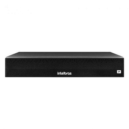 NVR Gravador Digital em Rede 4 Canais HD 6TB NVD 1304 Intelbras