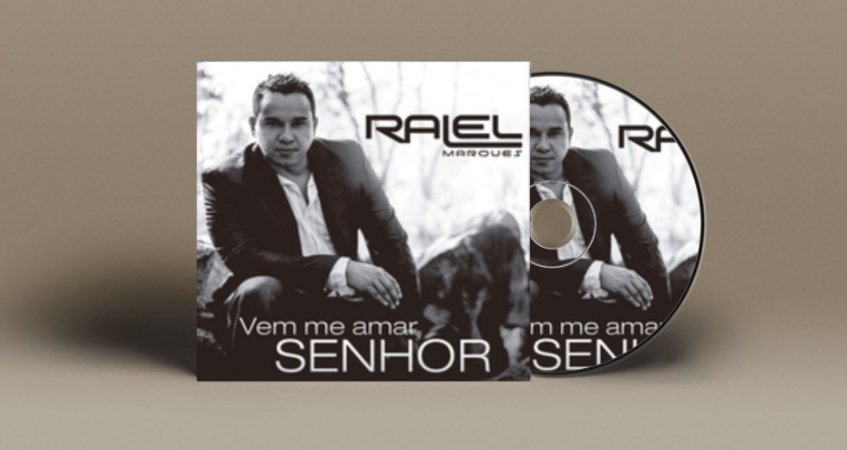 CD Vem me Amar Senhor - Ralel Marques