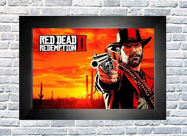 Quadro Red Dead Redemption 2