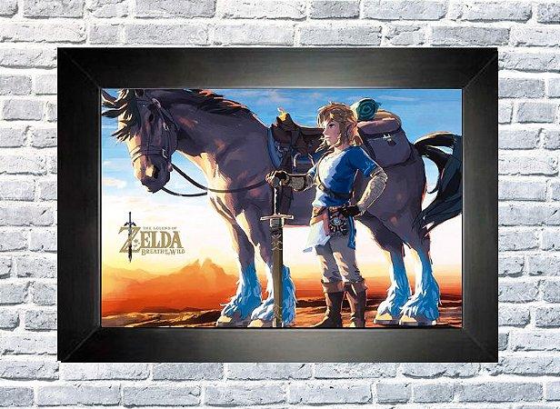 Quadro Zelda