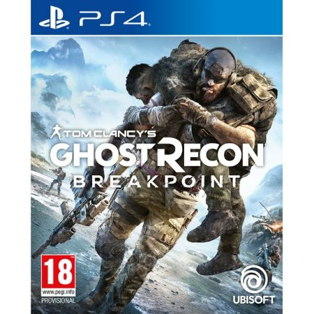 Ghost Recon: Breakpoint - PS4