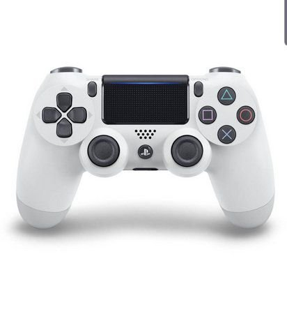 Controle Dualshock 4 - Branco (Ps4)