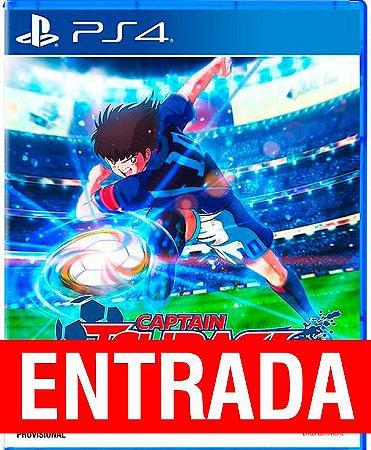 Captain Tsubasa: Rise of New Champions - PS4 (pré-venda) [ENTRADA] o restante de cem reais você só paga quando o jogo chegar.