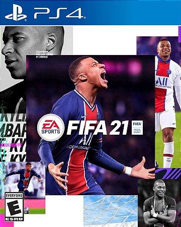 FIFA 21 - PS4 (pré-venda)