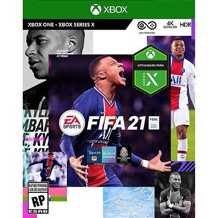 FIFA 21 - Xbox One (pré-venda)