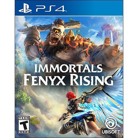 Immortals Fenix Rising - PS4 (pré-venda)