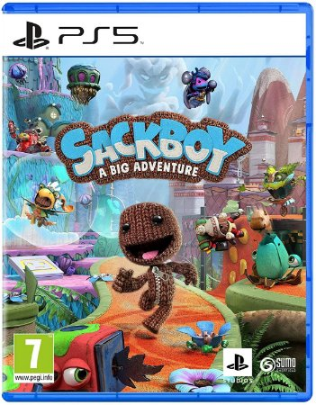 Sackboy - PS5 (pré-venda)