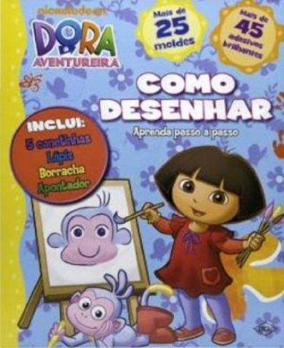 DORA A AVENTUREIRA - COMO DESENHAR